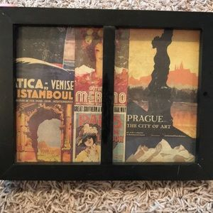 Other - Two Photo Picture Frame